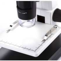 LCD digital microscope 5M 20-500x measurement -3