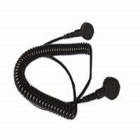 black cord