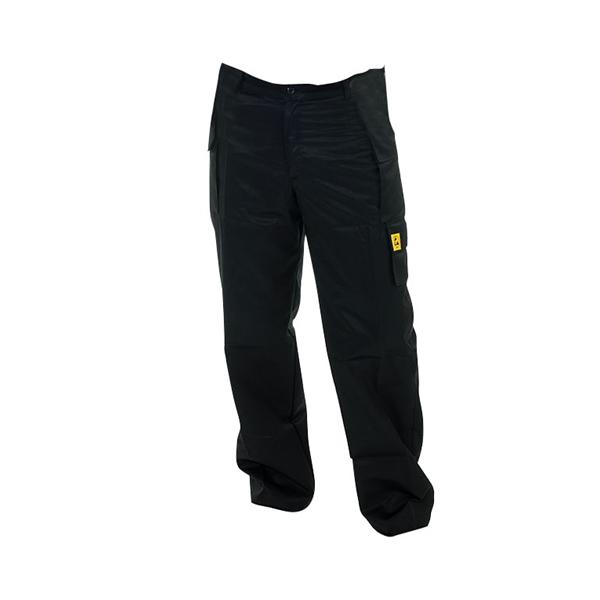 spodnie antystatyczne czarne