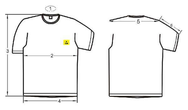 koszulka polo rozmiar